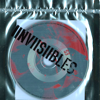 The Invisibles - Food vs Sex / Hexical Head cover